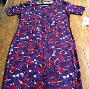 XL Disney Peter Pan Julia Dress